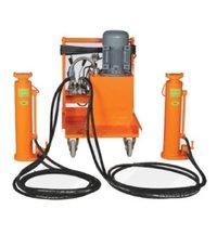 Electrical Hydraulic Jack Of 25 Ton