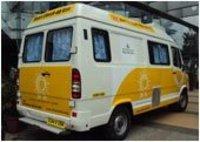 Mobile Heart Check Up Van