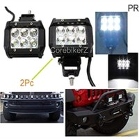6 LED 18 WTT Car Fog Light