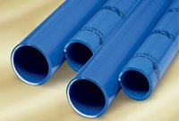 Pvc Flexible Oil Hose Pipe Blue