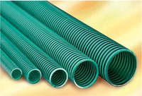 Pvc Medium Duty Suction & Delivery Hose Pipe Green