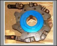 Split Type Sprocket For Forged Link Chain