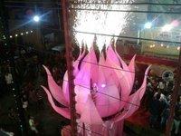Lotus Varmala Concept