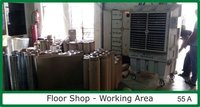 Commercial Air Cooler For Floor Shop Working Area
