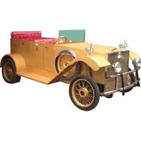 Battery Operated Vintage Car
