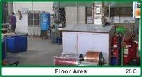 Portable Evaporative Air Cooler For Floor Area