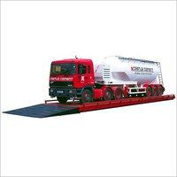 Advanced Modular Type Weighbridge