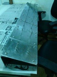 Stainless Steel Winding Jig