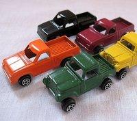 Metal Toy Car