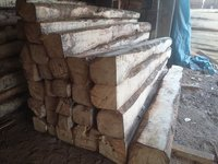 Rubber Wood Slabs And Planks