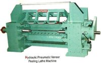 Hydraulic Pneumatic Veneer Peeling Lathe Machine