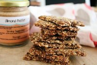 Oat And Mixed Seeds Cracker