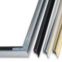 Aluminum Photo Frame Sections