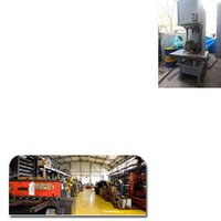 Hydraulic Presses For Fabrication Industry