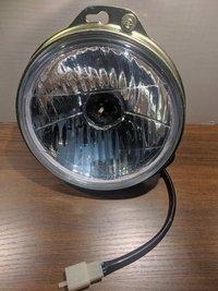 Head Light Assembly Mahindra Alfa with Holder