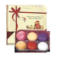 Mysore Sandal Baby Soap 75gms Gift Pack