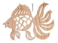 Wooden Fish Key Holders