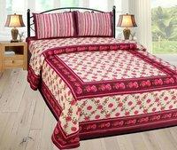 Fancy Double Bed Sheet Set