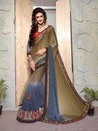 Ladies Stylish Bollywood Saree