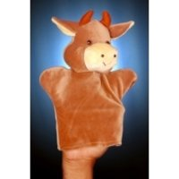 Glove Puppets - Cow