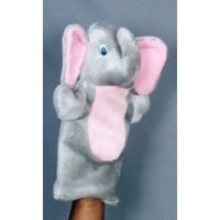 Glove Puppets - Elephant