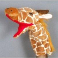 Glove Puppets - Giraffe