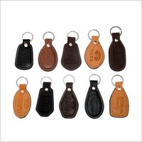 Light Weight Leather Key Ring