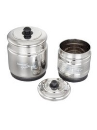 Stainless Steel Storage Pot