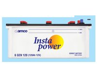 Genset 6gen 120 Battery