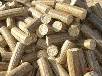 Wood Chips Briquettes