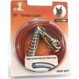 Cable Dog Tie
