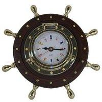 Decorative Marine Clock