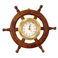 Decorative Nautical Ship Wheel
