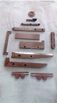 Lollipop And Candy Machine Cutter Knives