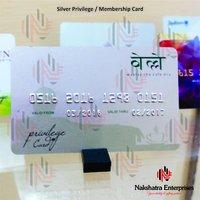 Silver Privilege Cards