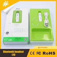Stereo Bluetooth Ear Hook Earphone