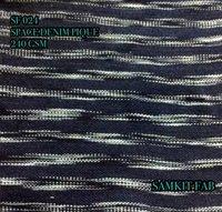 Space Denim Pique Fabrics