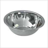 Steel Pt Besan Bowl