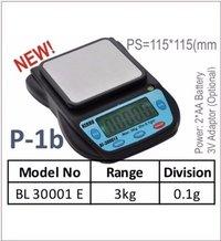 Kerro Digital High Precision Weighing Scale P-1b(3kg/0.1g)