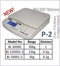 Kerro Digital Postal And Shipping Scale P-2 (25kg/1g, 30kg/1g, 10kg/0.5g)
