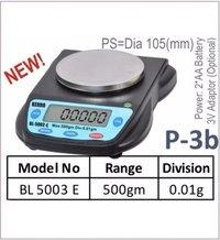 Kerro Digital Precision Scale For Jewelry P3b (300g/ 0.01g, 500g/0.01g)