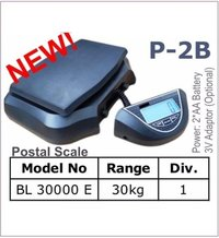 New Kerro Digital Postal And Shipping Scale P-2b (30kg/1g)