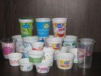 Curd Cups