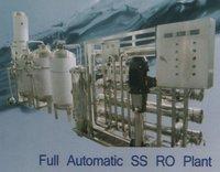 Full Automatic Ss Ro Plant in Kolkata