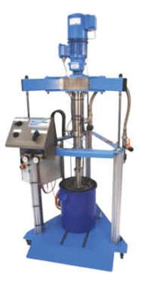 Hobbock Emptying System For Adhesive And Chemicals