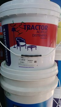 Acrylic Distemper (Asian Paints Tractor)