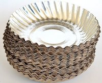 Round Paper Plates