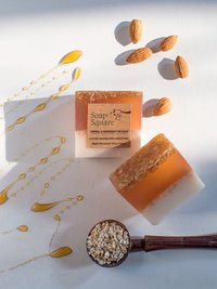 Honey Oats And Almond Oil Soap