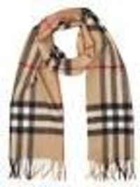Designer Cashmere Check Fancy Shawls