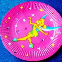 Decorative Paper Plates
